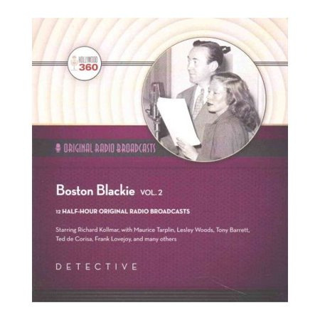 Boston Blackie: 12 Half-hour Original Radio Broadcasts