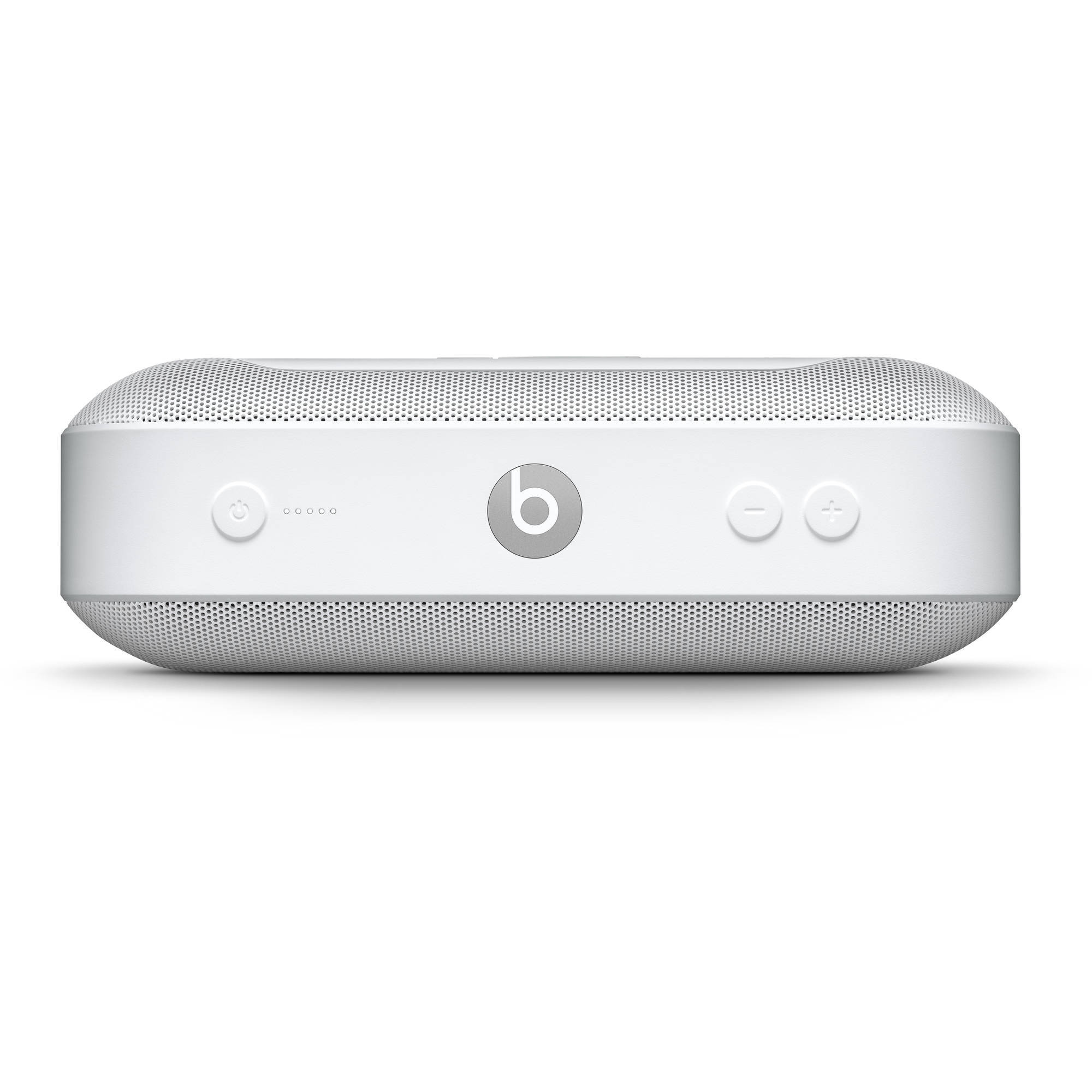 Refurbished Beats by Dr. Dre White Pill+ Speaker ML4P2LL/A