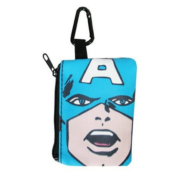 captain america coin purse