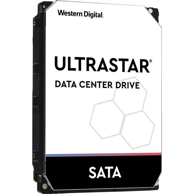 """HGST Ultrastar DC HA210 HUS722T2TALA604 2 TB Hard Drive - 512n Format - SATA (SATA/600) - 3.5"""" Drive - Internal - 7200rpm - 128 MB Buffer - 20 Pack"""