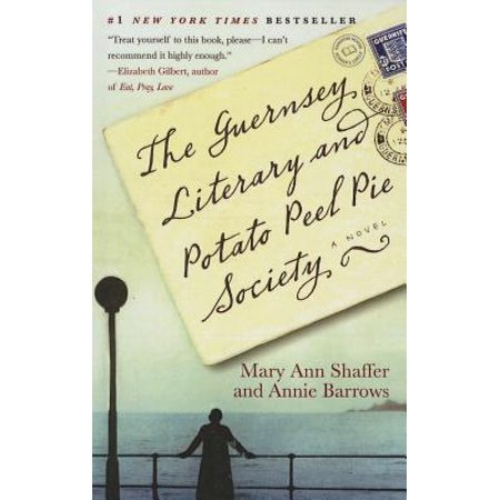 Guernsey Literary and Potato Peel Pie Society (Literary Devices In The Gift Of The Magi)