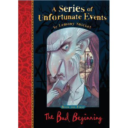 The Bad Beginning (A Series of Unfortunate Events) (Paperback)