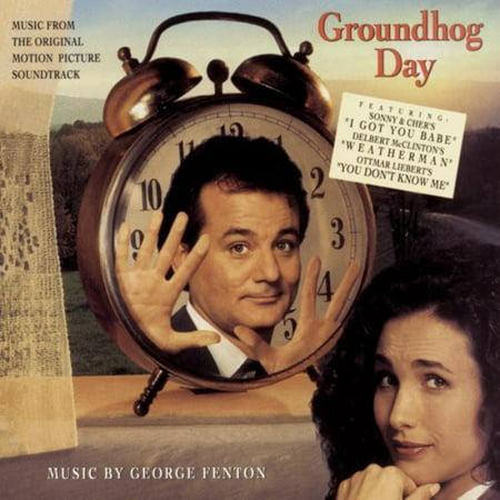 Groundhog Day Soundtrack (CD) - Groundhog Day Craft