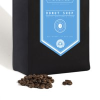Donut Shop Coffee Beans - Small Batch Medium Roast, Certified Organic - 32 oz - 2 lb - Handcrafted Micro Roast By Stack Street
