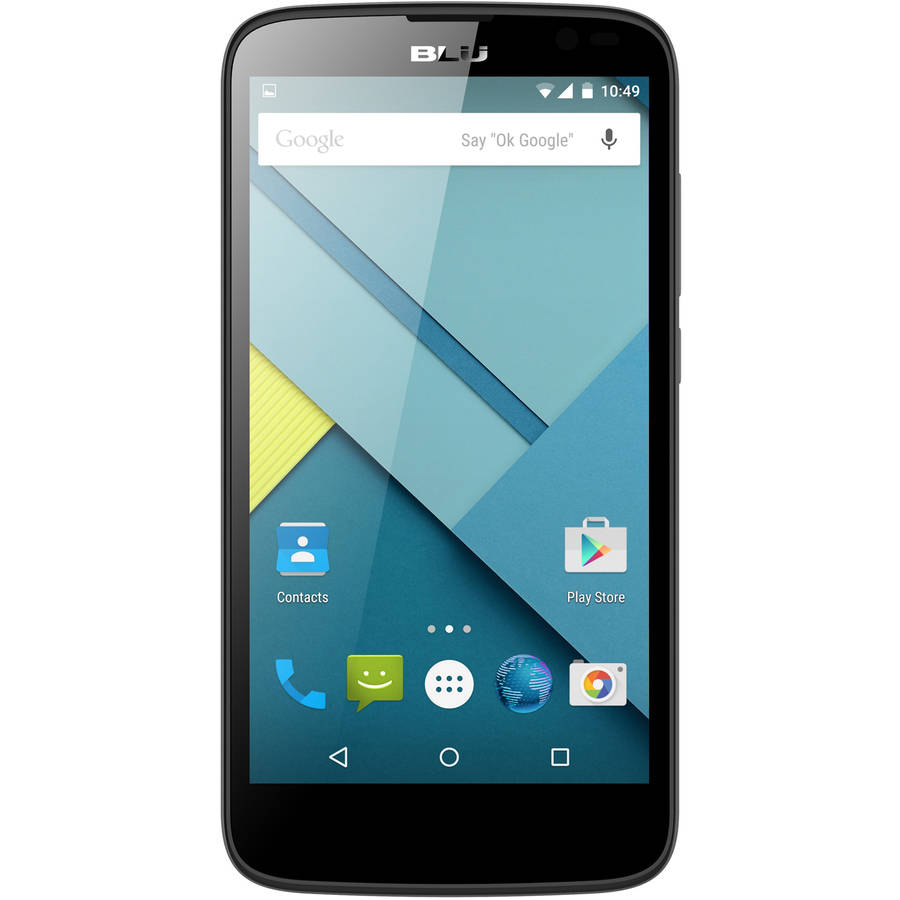 Refurbished BLU Studio G D790u GSM Smartphone (Unlocked), Black