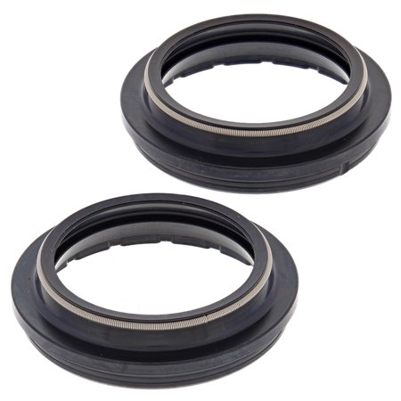 New All Balls Racing Fork Dust Seal Kit 57-148 For BMW F 650 CS 2000 2001 2002 2003 2004 2005, F 650 GS 2009 2010 2011 2012, R 1200 R 2005 2006 2007 2008 2009 2010 2011 2012 2013 2014