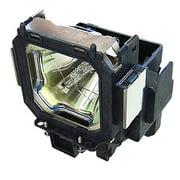 Sanyo POA-LMP105 Projector Housing with Genuine Original OEM Bulb