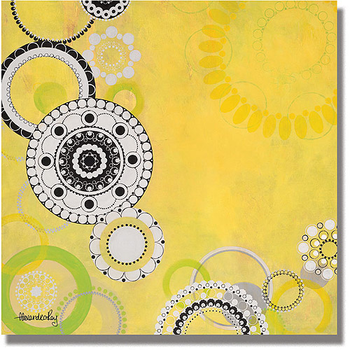 "Trademark Fine Art ""Ilummia"" Canvas Art by Alexandra Rey"