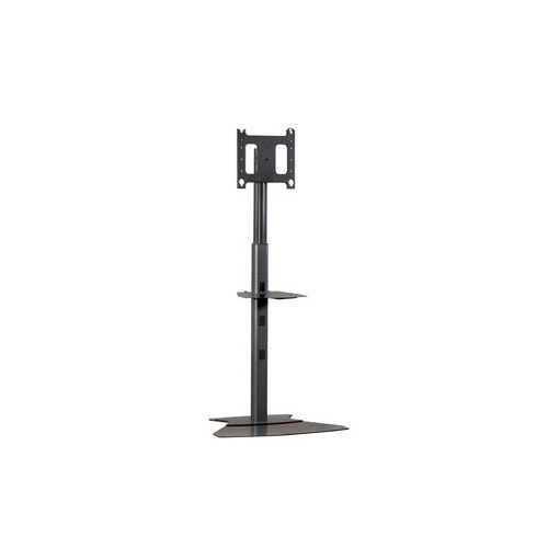 Chief Manufacturing Adjustable Medium Tilt Floor Stand Mount for 30'' - 50'' Plasma/LCD