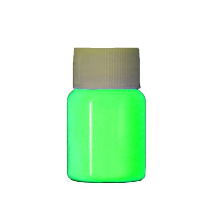 Make Up Painting Acrylic Paint Body Paint Pigment  UV Glow Neon 20ml and Fluorescent Super Bright  AMZSE (Diy Glow Body Paint)