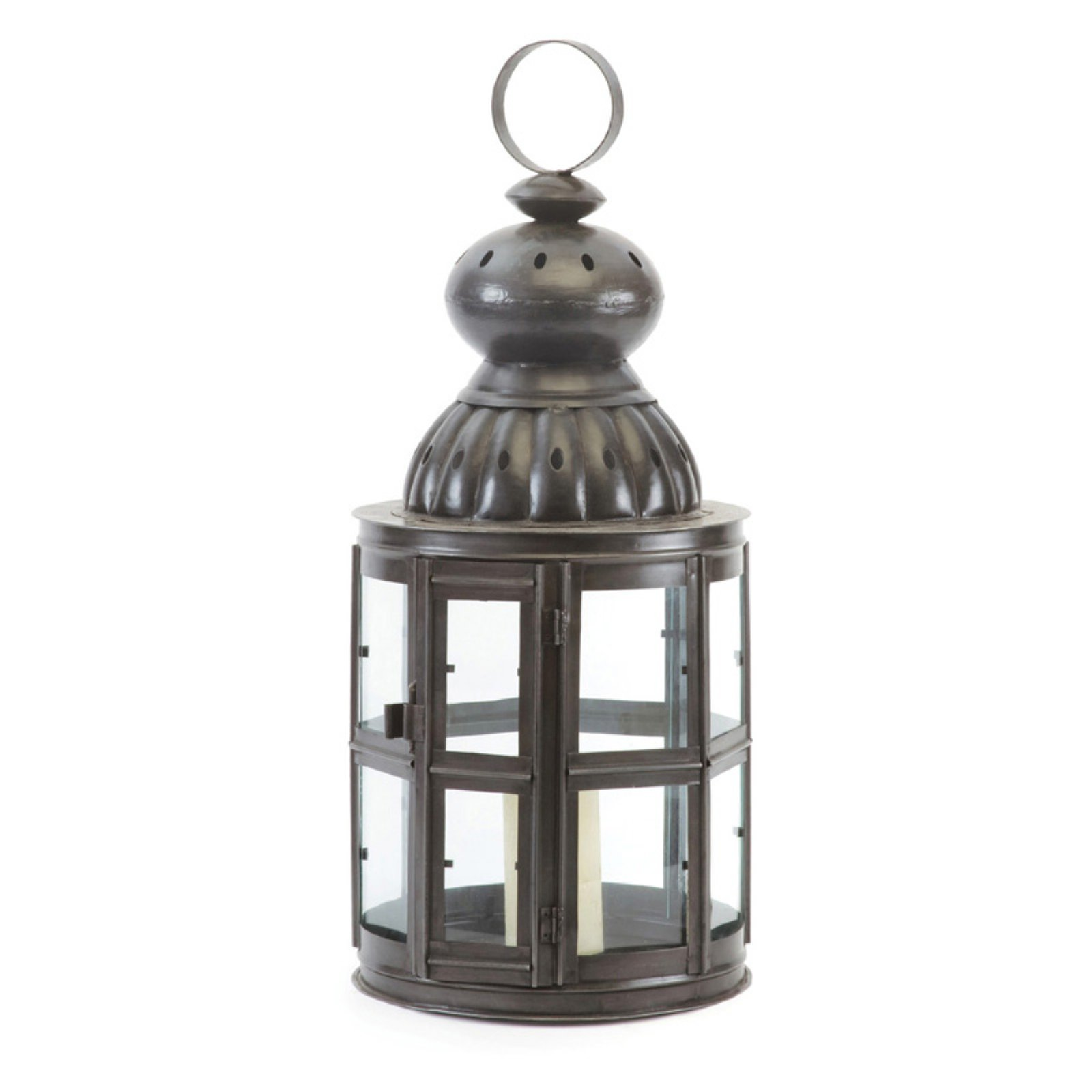Hip Vintage Laguna Lantern Candle Holder