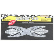 PineCar Derby Rocket Racecar Chassis Weight: 2.25 oz