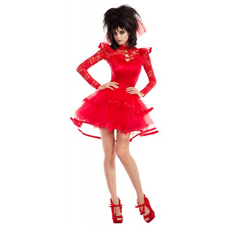Beetle Halloween Costumes (Beetle Bride Adult Costume -)