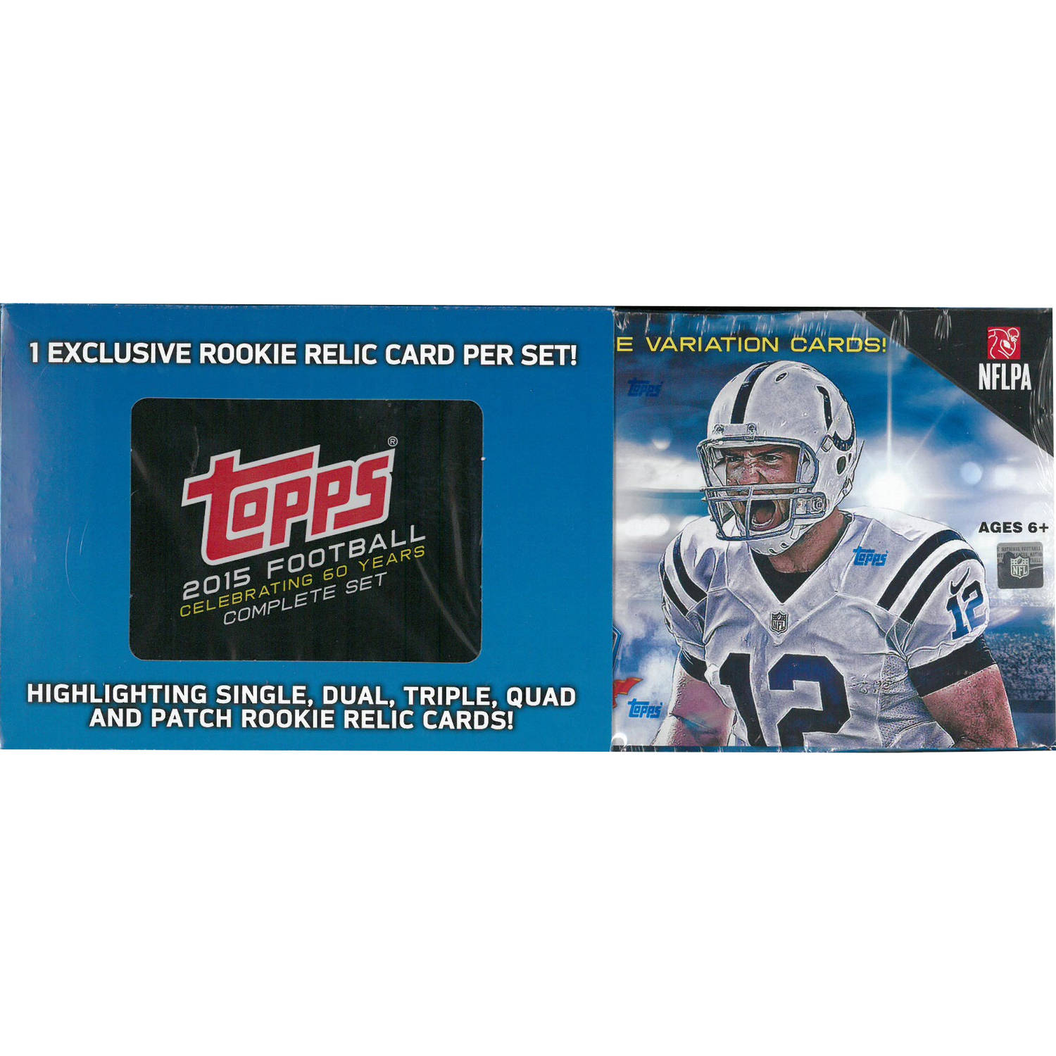 2015 Topps NFL Football Complete Set Trading Cards