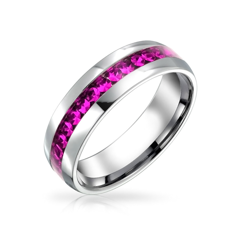 AB Diamante Bling Crystal Mens Purple Wedding Socks