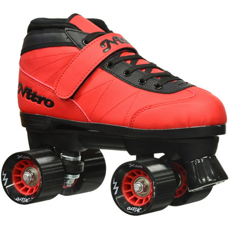 Epic Nitro Turbo Red Quad Speed Roller (Red Celluloid Roller Ball)