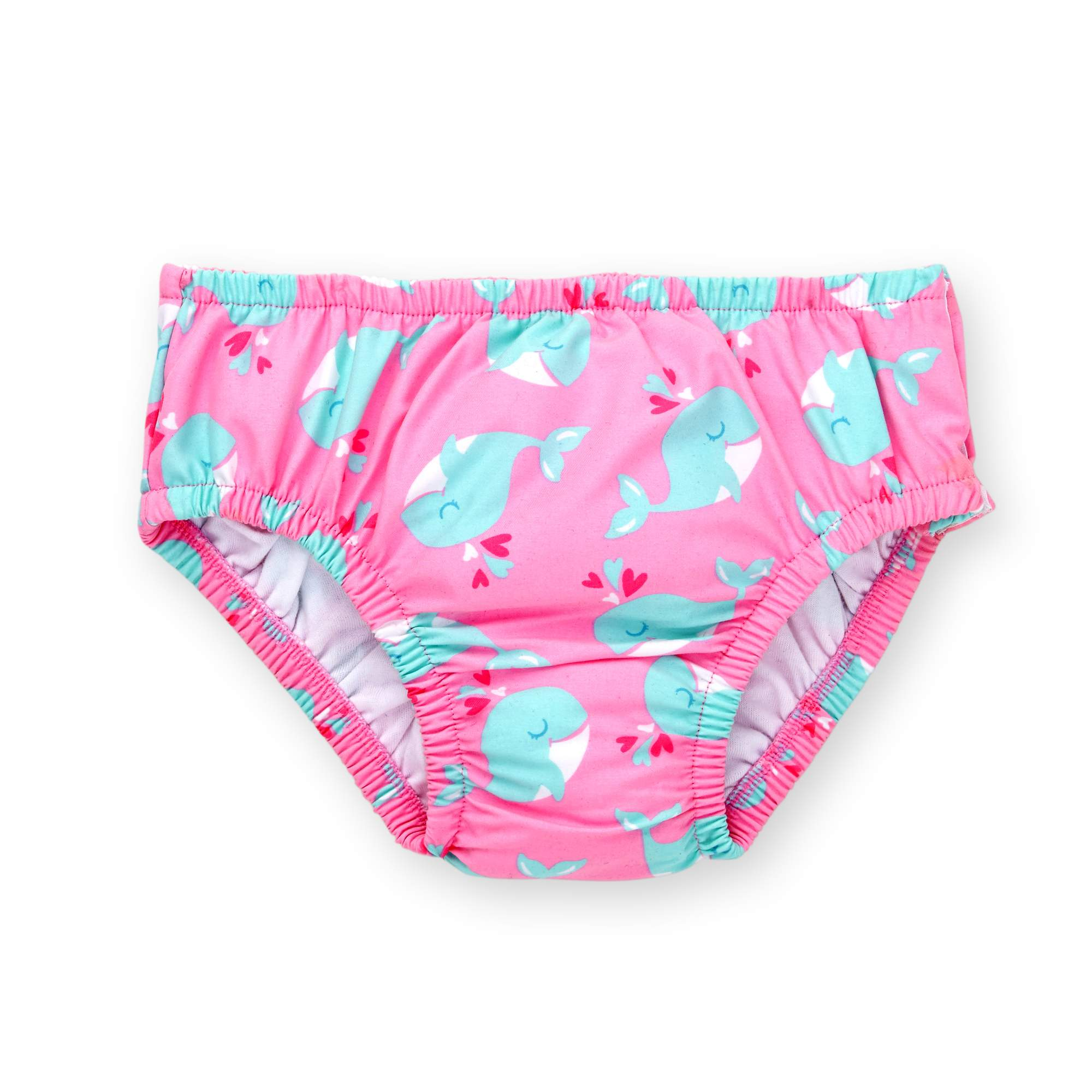Healthtex Baby Girl Reuseable Swim Diaper