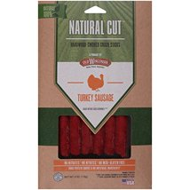 Jerky & Dried Meats: Old Wisconsin Natural Cut Snack Sticks