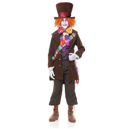 Boys Electric Mad Hatter Costume - Baby Boy Mad Hatter Costume