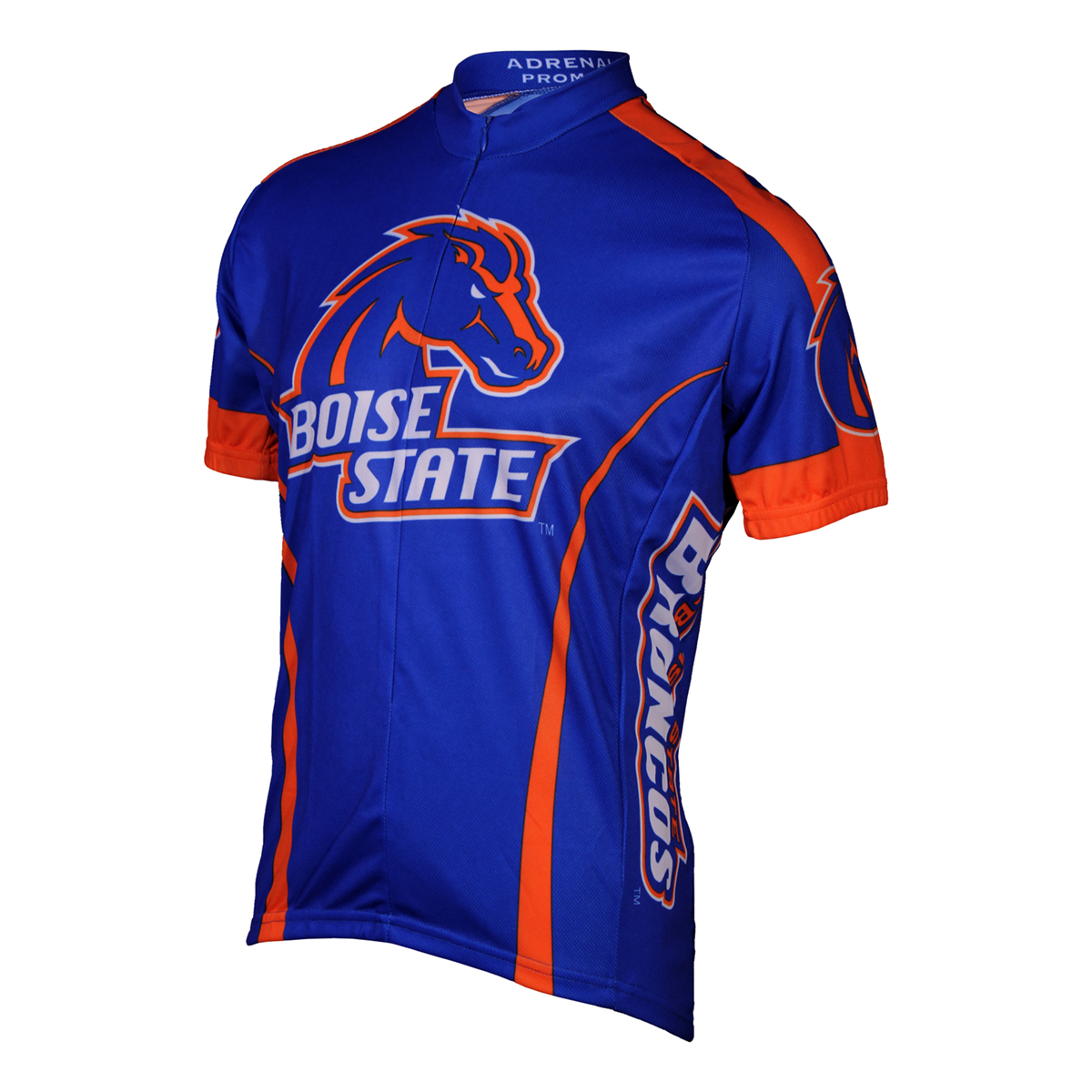 Image of Adrenaline Promotions Boise State University Broncos Cycling Jersey