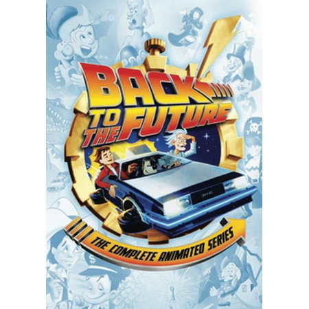 Back to the Future: The Complete Animated Series (Best Animated Tv Shows)