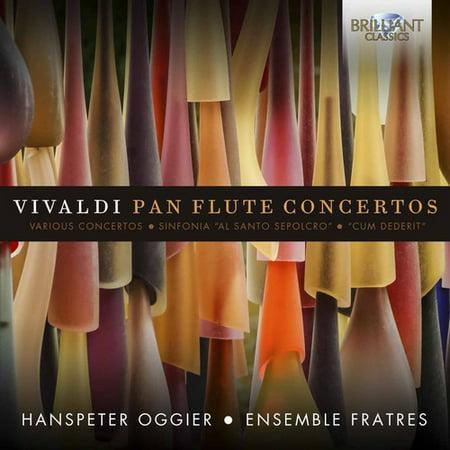 Pan Flute Concertos (CD)