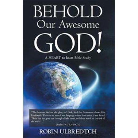 Behold Our Awesome God! - eBook