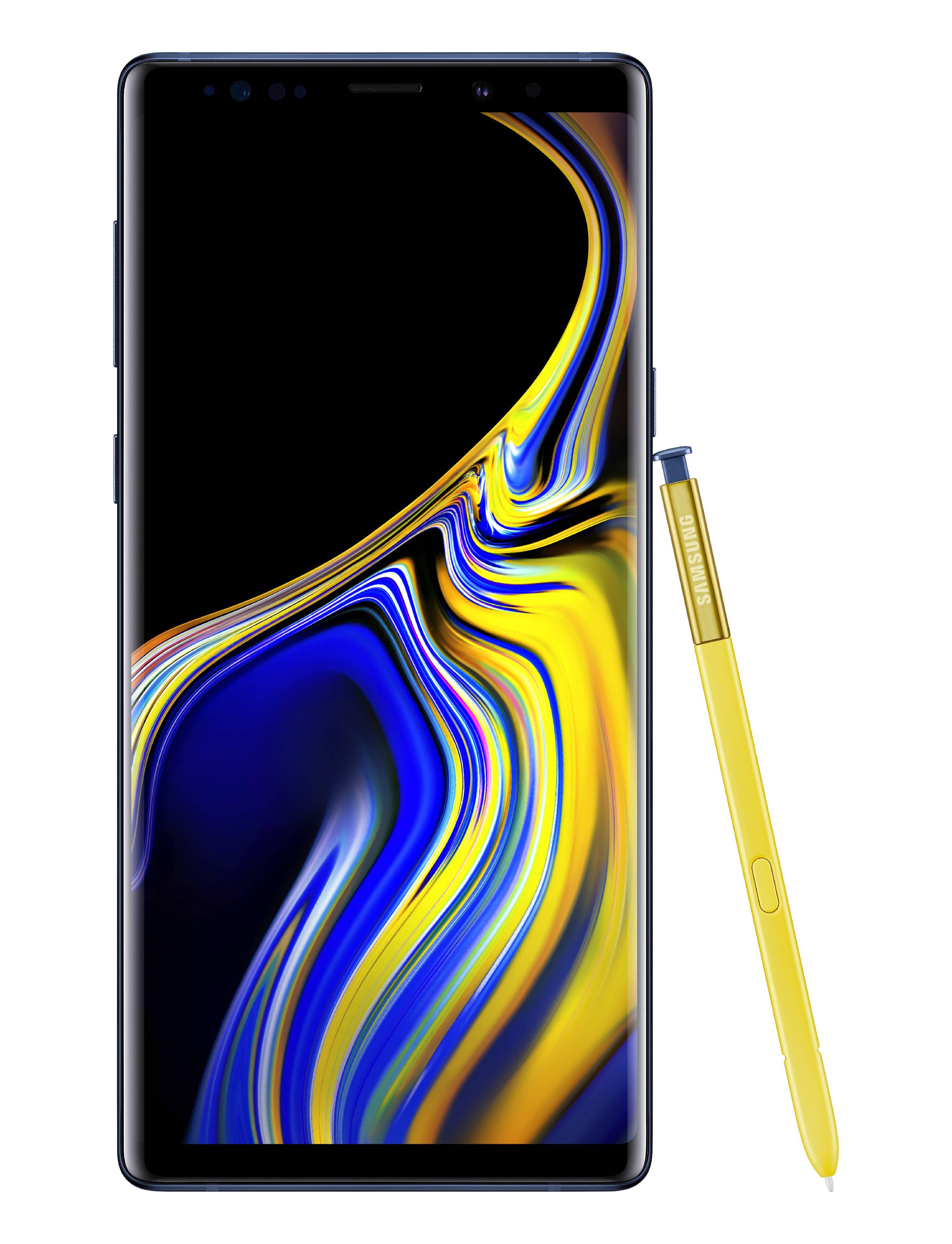 Straight Talk Samsung Galaxy Note 9 Prepaid Smartphone