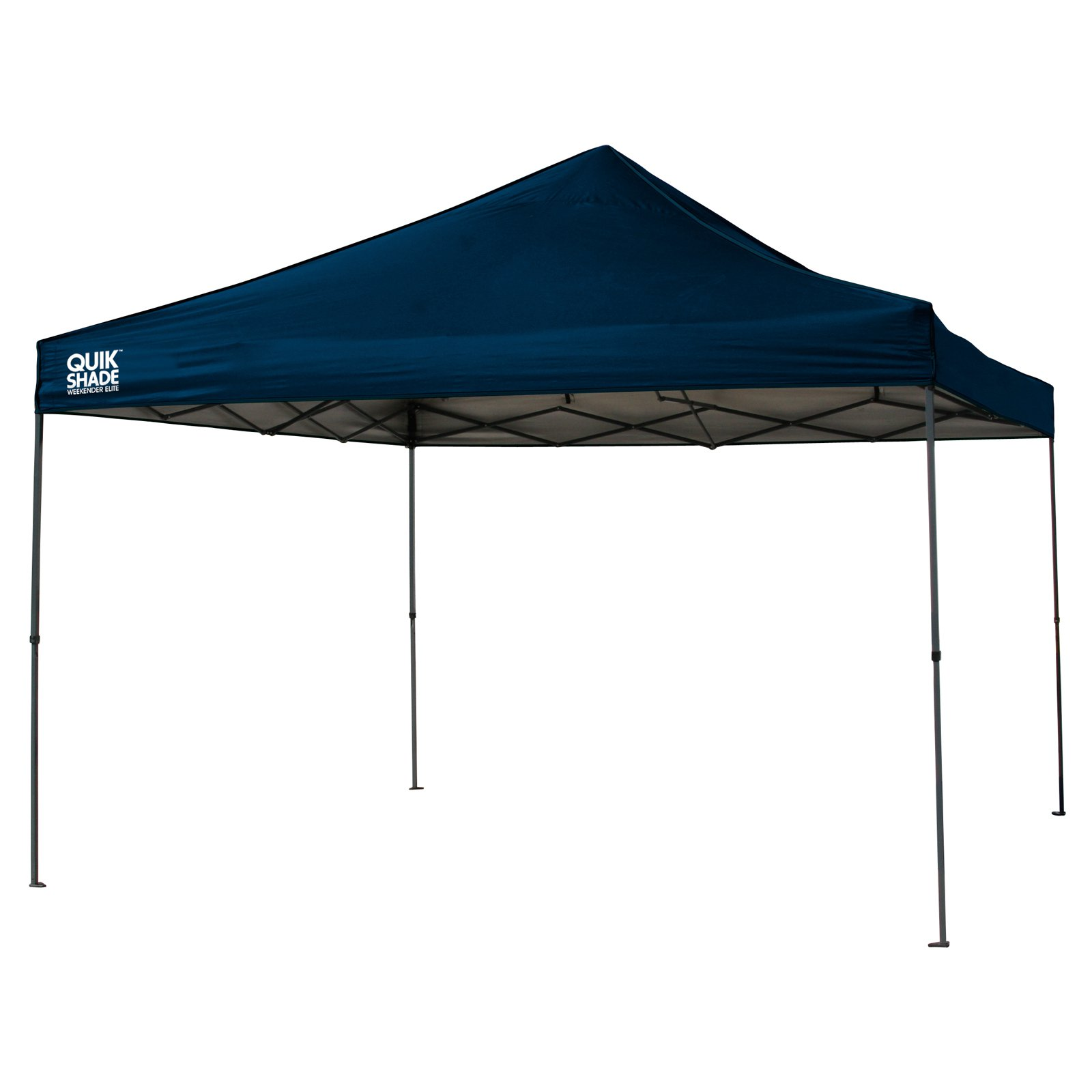 Quik Shade Weekender Elite 12'x12' Straight Leg Instant Canopy (144 sq. ft. coverage) by Shelter Logic