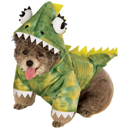 Dinosaur Green Dog Costume - Dinosaur Dog Costume