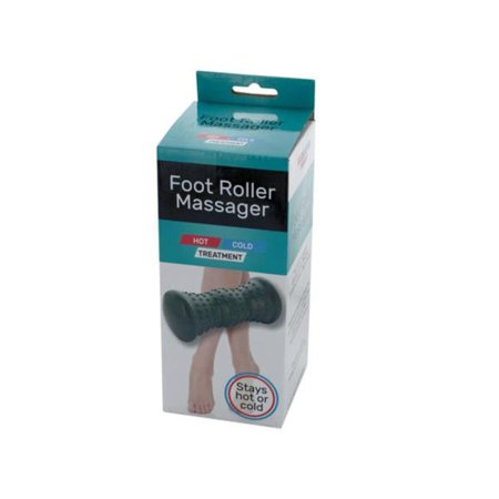 Hot & Cold Treatment Foot Roller Massager - Pack of 8 - Kole Imports OS994-8