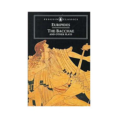 an insight to the ancient greek society in the bacchae by euripides History & culture ancient history & culture euripides was an ancient writer of greek tragedy this could be a doublet of euripides' own bacchae.