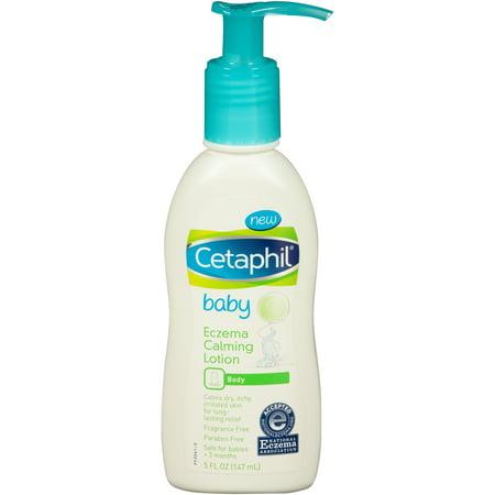 Cetaphil Baby Eczema Calming Lotion