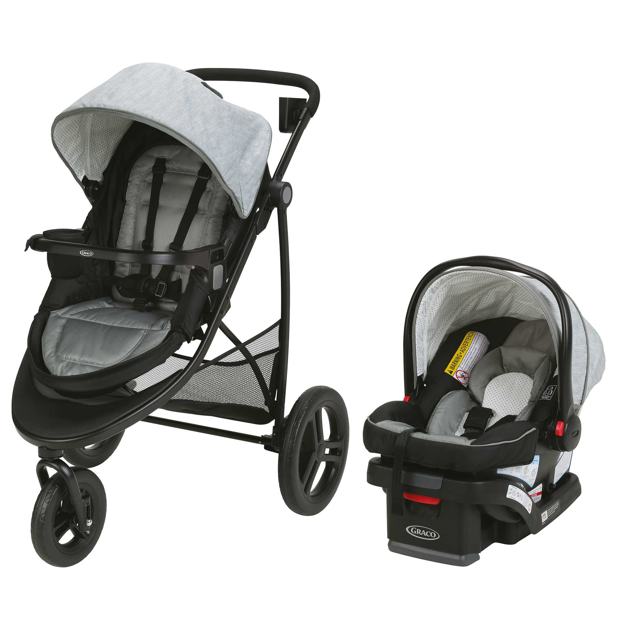 Graco® Modes™ 3 Essentials LX Travel System, Mullaly