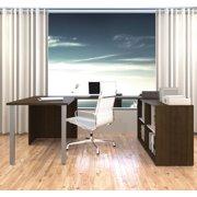 Bestar I3 By Bestar U-shaped Desk In Tux