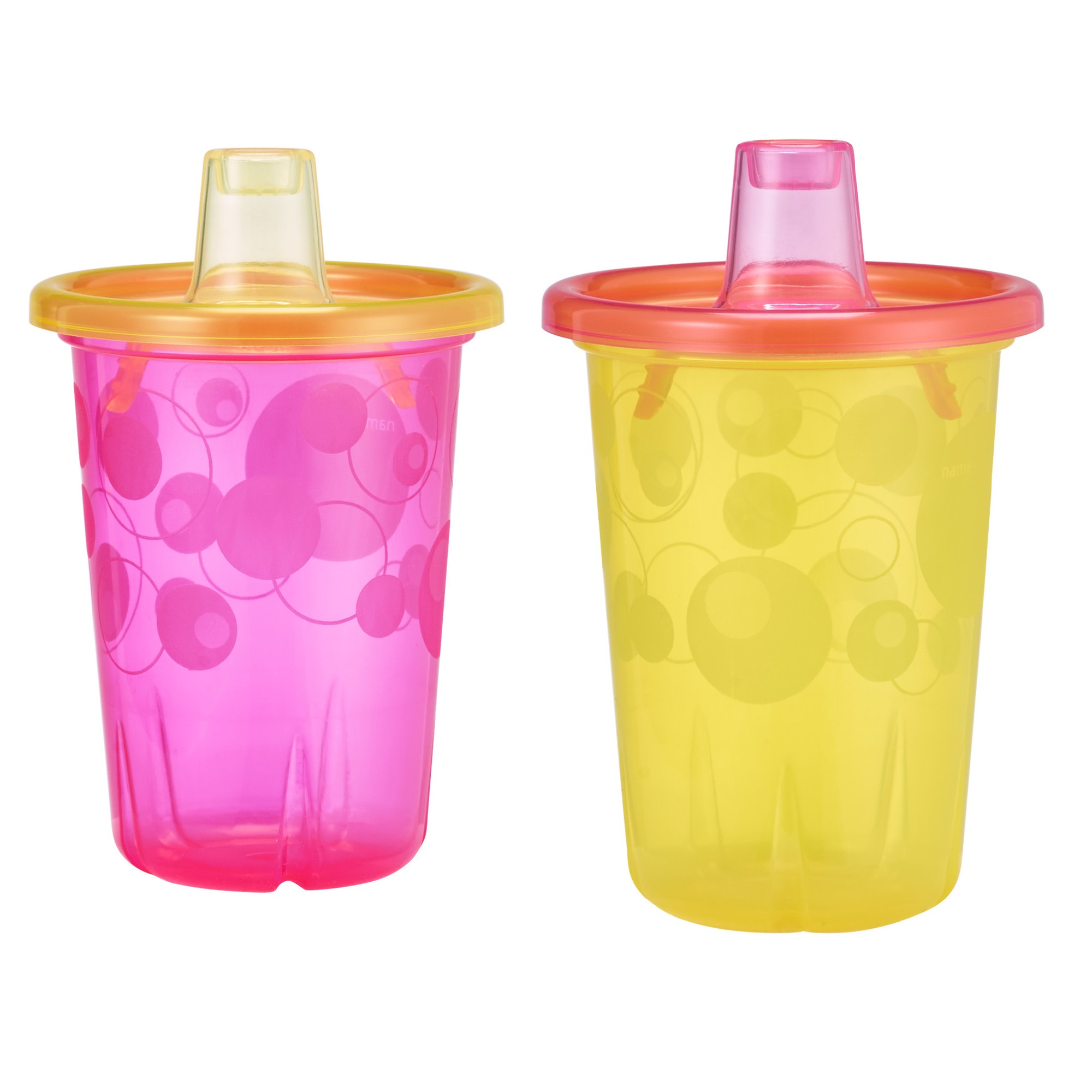 The First Years Take & Toss Soft Spout Sippy Cup 10oz - 2pk Pink