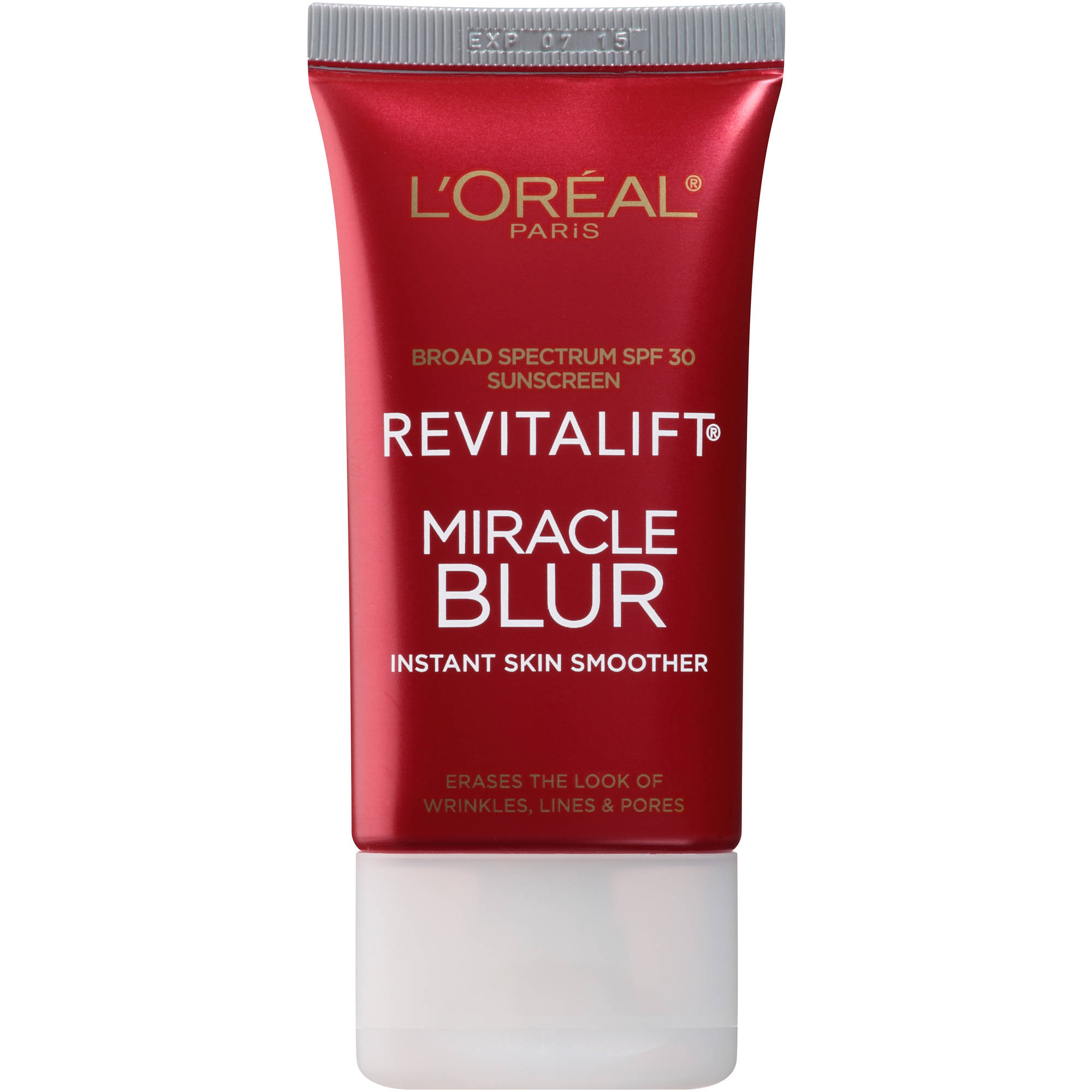 L'Oreal Paris Revitalift Miracle Blur Instant Skin Smoother Finishing Cream, 1.18 fl oz