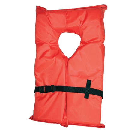 Kent 102000-200-005-12 Kent Vest Adult Oversized Type II Orange (Type 2 Vest)