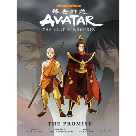 Avatar  The Last Airbender  The Promise Library Edition