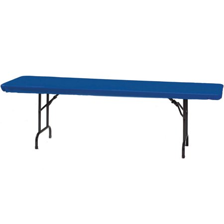 Stay Put Table Covers (Creative Converting Stay Put Tablecover Royal Blue, 30