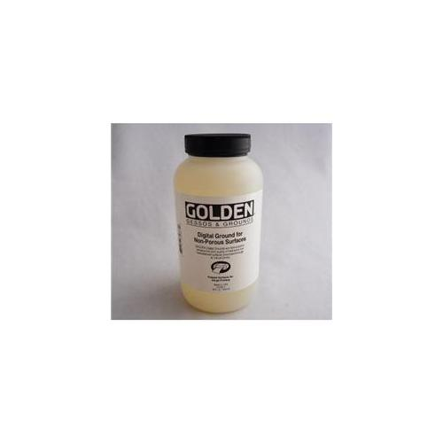 Golden 0003566-7 32Oz Digital Ground - Clear Gloss - For Non-Porous Surfaces