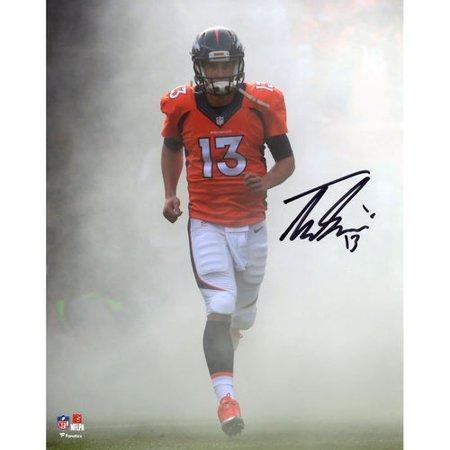 (Trevor Siemian Denver Broncos Autographed 8