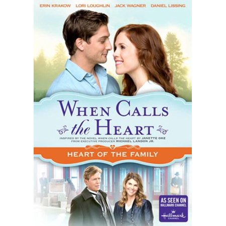 When Calls the Heart: Heart of the Family (DVD) (All American Rejects Another Heart Calls Female Singer)