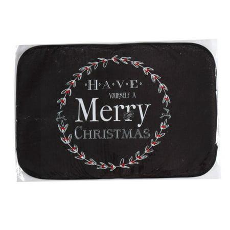 Matt Holliday Framed (Mosunx Holiday Welcome Mat Outdoor Indoor Festive Christmas Decor Doormat)