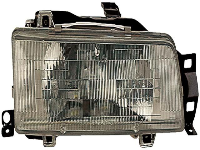 Dorman 1590613 Passenger Side Headlight Assembly For Select Toyota Models