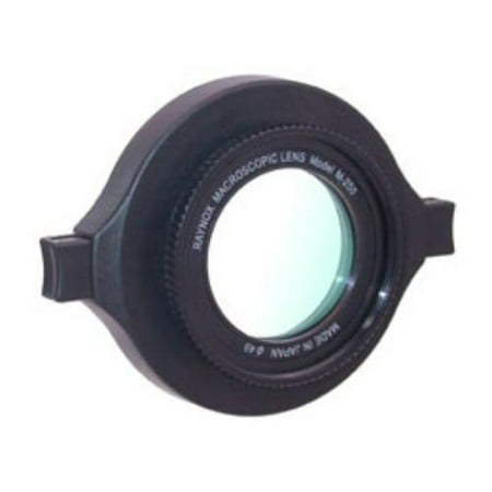 Raynox Dcr250 Macro Lens - 49 Mm Attachment - 2.50x Magnification (dcr-250) Ccd 3.6 Mm Lens