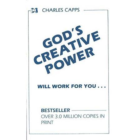 God's Creative Power Will Work for - Creative Wok