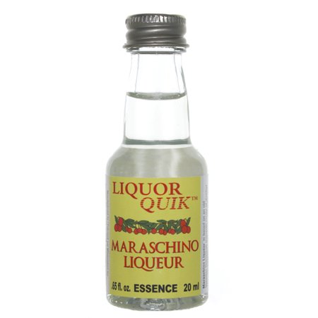 Praline Liqueur - Liquor Quik Natural Liquor Essence 20 mL (Maraschino Cherry Liqueur)
