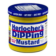 Herlocher Foods Herlochers Mustard, 8 oz