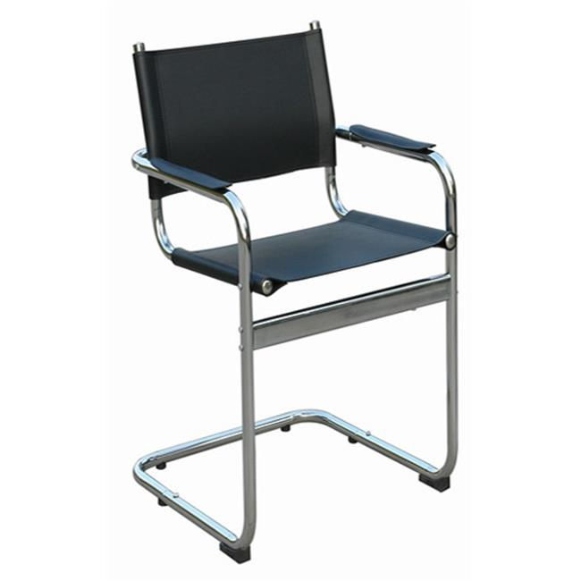 Alston Quality 1450 Delta Arm Chair Black